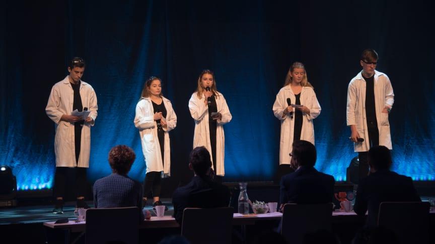Final i Spänningssökarna 2018