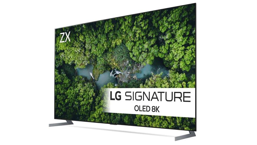 LG OLED ZX