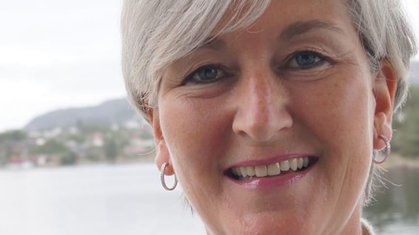 Foto: Anne-Kristine Øen blir Sjømatrådets nye fiskeriutsending til USA.