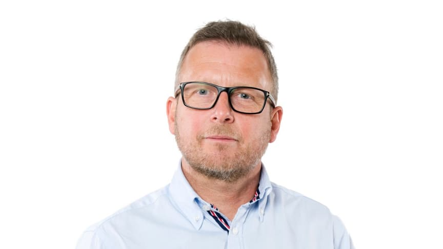 Anders Robertsson ny VD för Maskinentreprenörerna