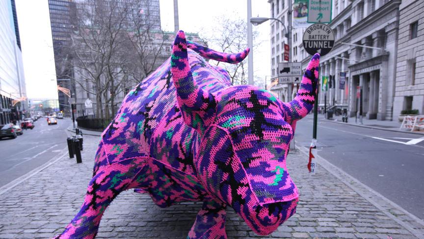 OLEK - ready for No Limit Street Art Borås 2015