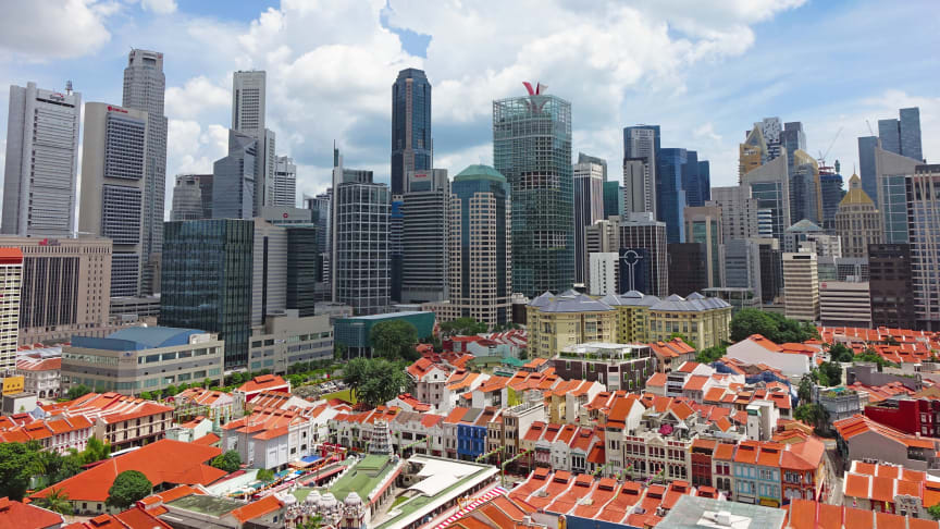 Singapore named as hot investment destination because of improvement in city-state's office market, says emerging trends in real estate Asia Pacific 2019