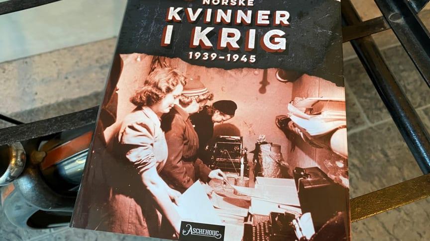 Norske kvinner i krig – om motstandsarbeid under andre verdenskrig