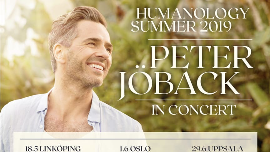 På lördag är det äntligen dags för turnépremiär för Peter Jöback