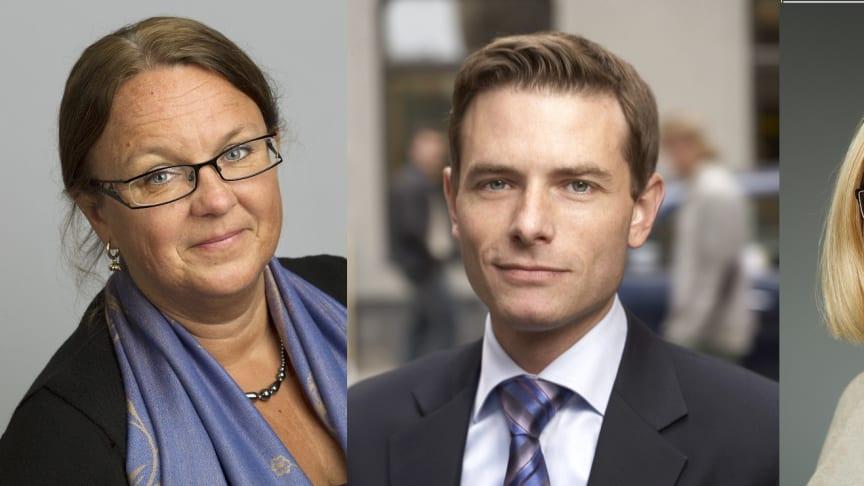 """Larsson/Ljungberg-Schött/Saveman på DN Debatt: """"Lagstifta om skyldighet att anmäla våld mot äldre"""""""