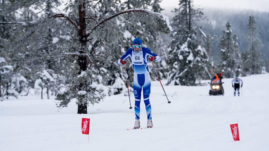 Det er allerede langt flere påmeldte på Trysil Skimaraton enn på samme tid i fjor. Foto: Jonas Sjögren/Trysil