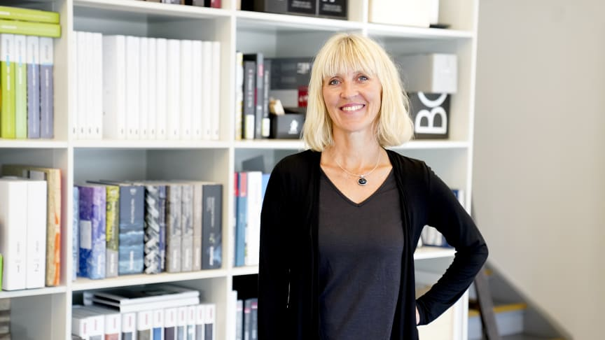 Hilda Esping Nordblom, vice VD på Liljewall, utsedd till adjungerad konstnärlig professor vid Chalmers