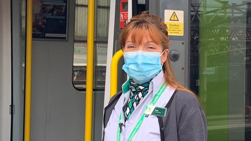 London Northwestern Railway update: Face coverings become mandatory on public transport
