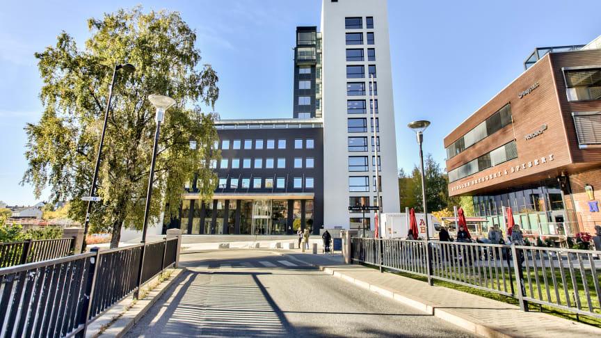 Avantor har transformert Nydalsveien 28 (NY28) til å bli et effektivt og moderne kontorbygg med fokus på inneklima, energi og miljø.