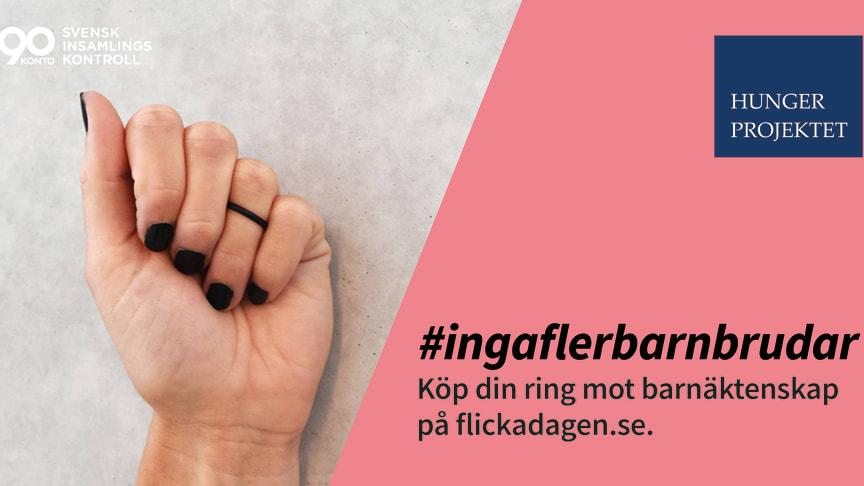 En ring för flickors rättigheter