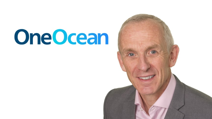 """Following the formation of OneOcean, Martin Taylor, the new firm's CEO, has outlined its ambitions to accelerate change and """"connect the whole maritime industry""""."""