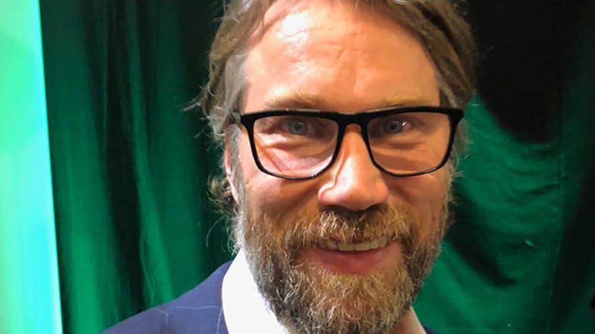 """Peter """"Foppa"""" Forsberg, ambassadör för ATG Drömfond."""