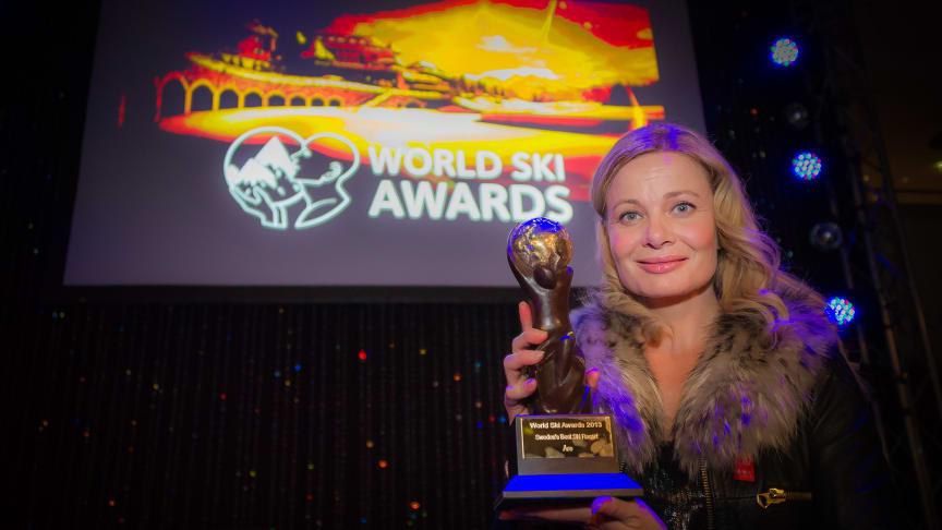 SkiStar Åre: Storslam för Åre på World Ski Awards