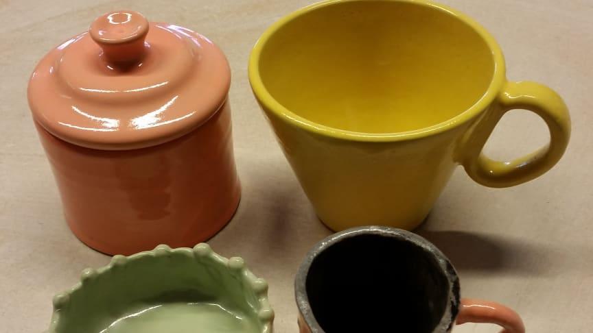 Nypremiär i keramikverkstan!