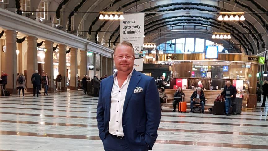 Gigger Group AB (publ): Giggers VD ersätts av Claes Persson som interim VD, och Håkan Fritz föreslås att återgå i arbete för Bolagets styrelse