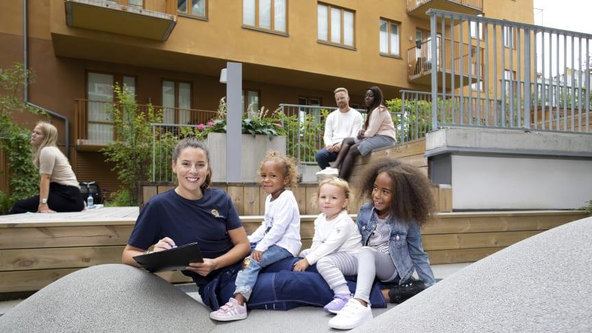 HSB Göteborg når mångfaldsmål
