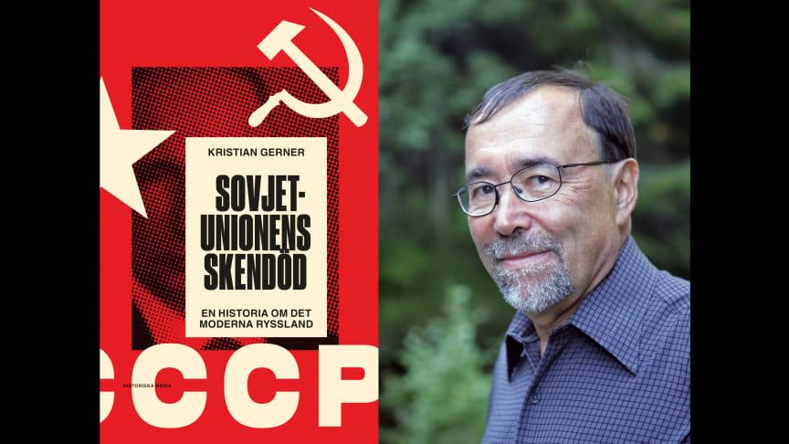 30 år sedan Sovjetunionens fall – framväxten av det moderna Ryssland skildras i ny bok