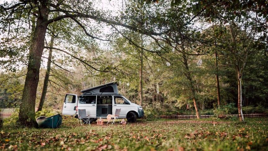 Autumn Campervanning