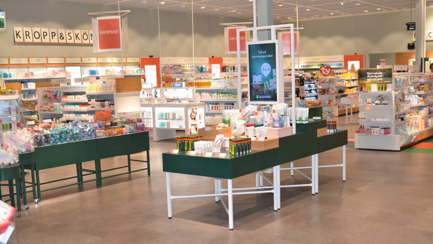 Pristest på apotekvarer i Sverige og Norge:  Betydelig billigere over grensen