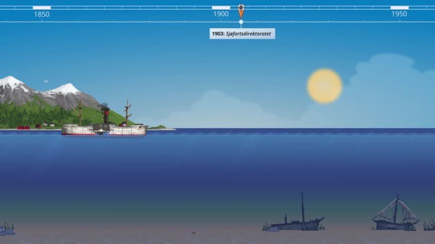 Det maritime elsikkerhetskartet