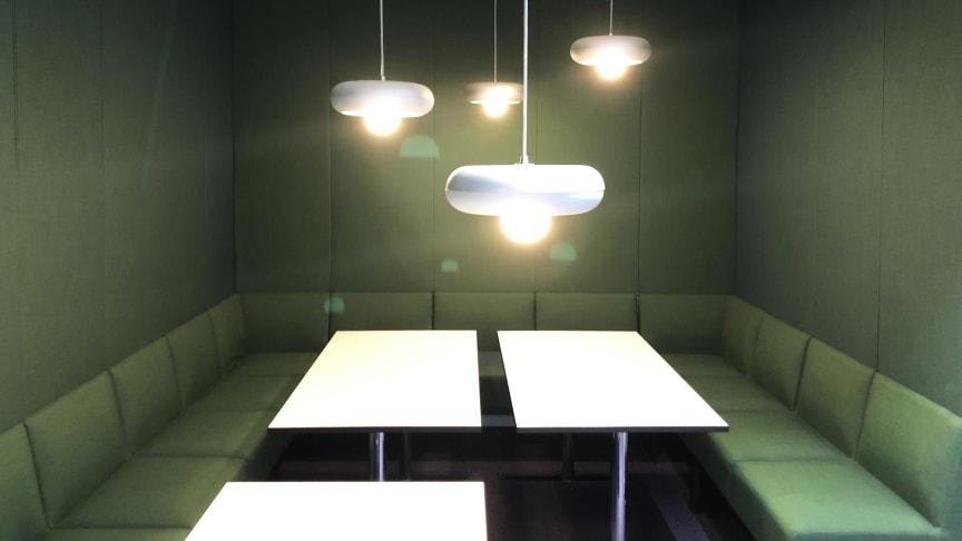 Instalco i unikt belysningsprojekt i Växjö