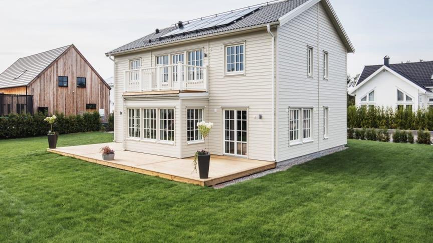 Visningshuset Kungshamn i Västerås