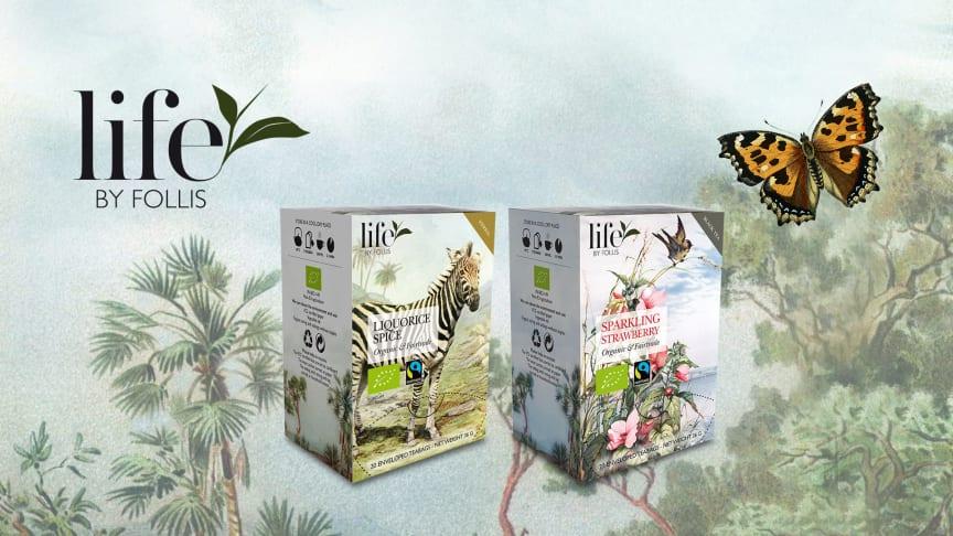 Life by Follis finns i 22 innovativa smaker.