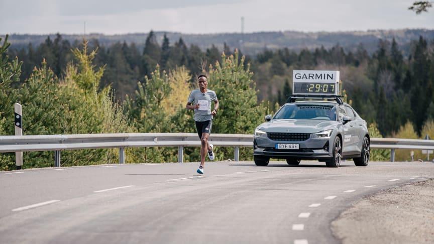 Polestar är huvudpartner till Göteborgsvarvet 2021
