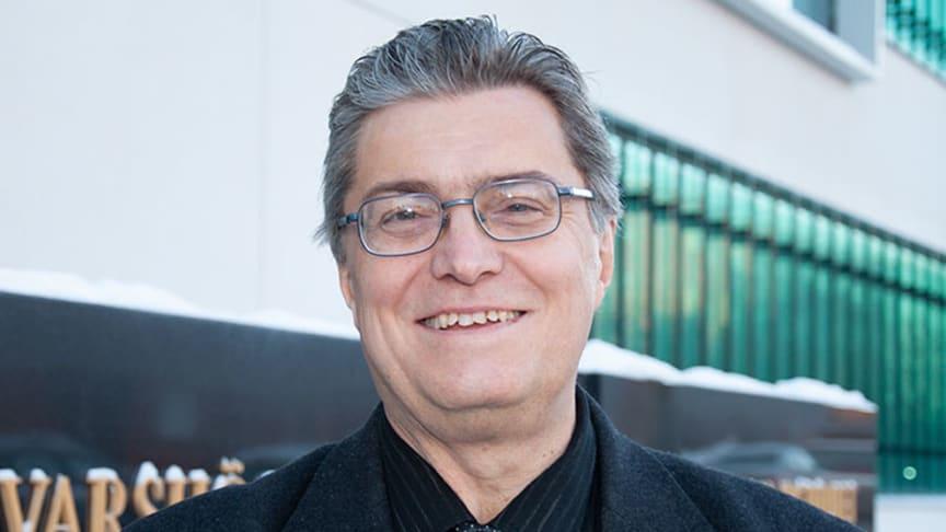 Romulo Enmark. Foto: Rickard Kilström