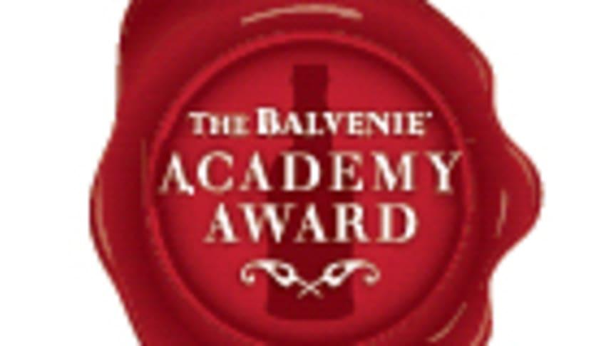 Bästa gesällarbetet utses på Balvenie Academy Award