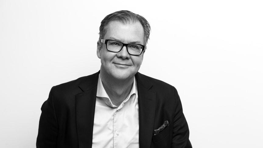 Stefan Calrell, försäljningsdirektör offentlig marknad, Martin & Servera Restauranghandel