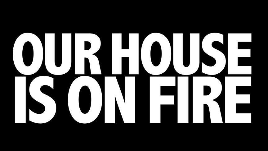 Our house is on fire! - Norrdans gör föreställning baserad på Greta Thunbergs tal