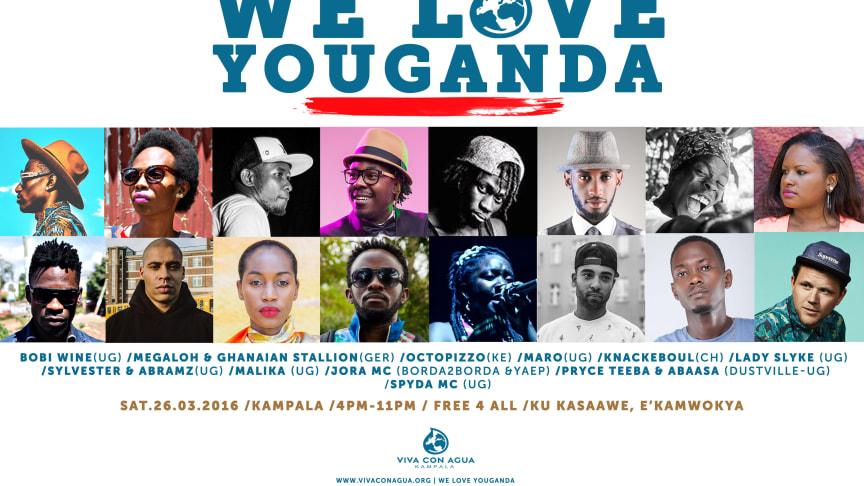 Neues Waterheadquater in Uganda lädt am Weltwassertag zum Feiern ein