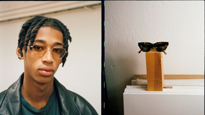 """""""From my rotting body"""" - A biodegradable SS21 by Monokel Eyewear"""