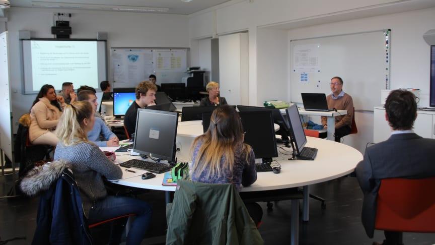 Workshop im SecurityLab der TH Wildau