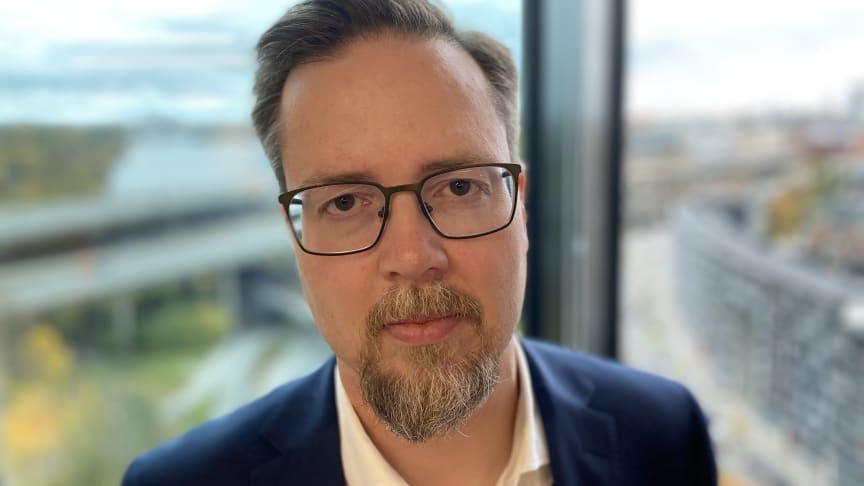 Matti Olofsson, vd Junglemap Sverige.