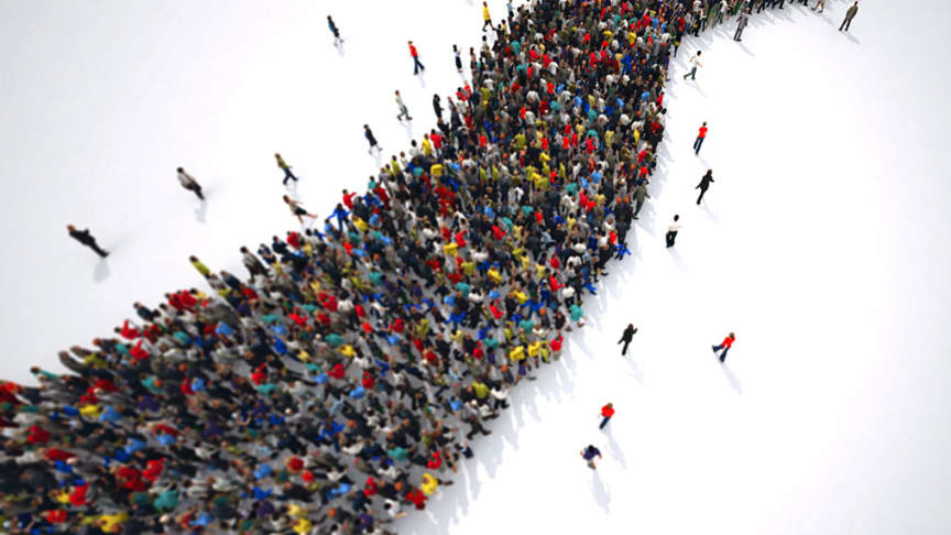 Köerna till SCÄ är långa för vuxna patienter. Köerna till Mando är korta eller obefintliga. Foto: alphaspirit (AdobeStock.com)