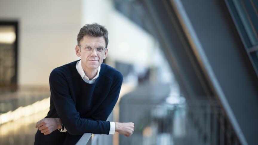 Petter-Børre Furberg, leder for Telenor Norge, har i dag sendt svar til Nkom om moderniseringen av fastnettet. Foto: Martin Fjellanger