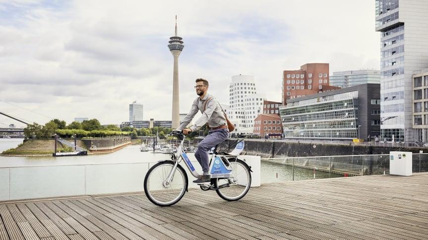 FordPass Bike: Deutsche Bahn Connect und Ford kooperieren