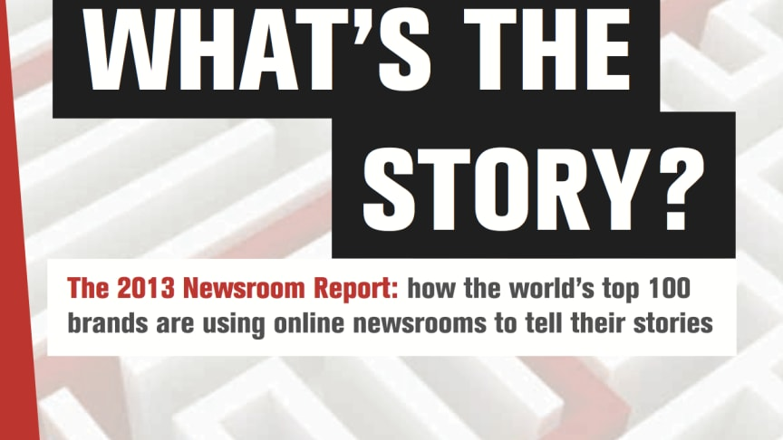 35% of global newsrooms contain out of date information