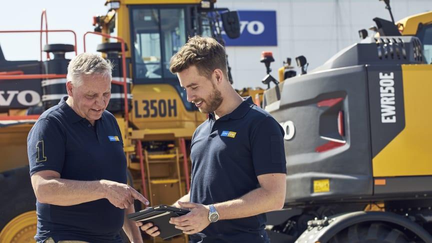 Christer Söderberg och Robert Carlsson - mySwecon