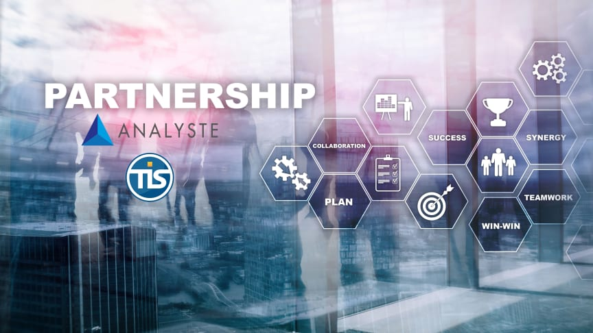 Analyste and TIS have signed a partnership agreement to co-sell their respective best-of-breed cash management solutions. credits: Adobe Stock