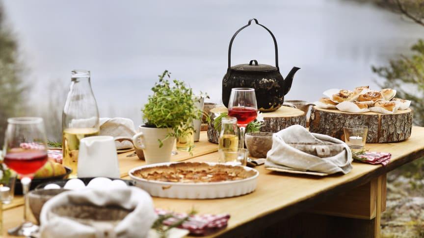 Världens största gourmetrestaurang har anlänt till Sörmland!