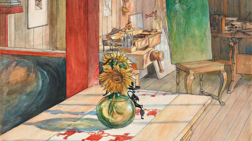 Carl Larsson, Kurragömma säljs på Important Winter Sale 11-12 dec