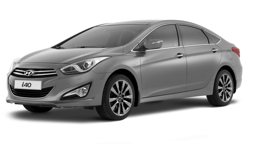 Hyundai lanserer i40 sedan