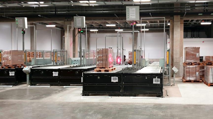 IKEA Rysslands nya distributioncenter klart
