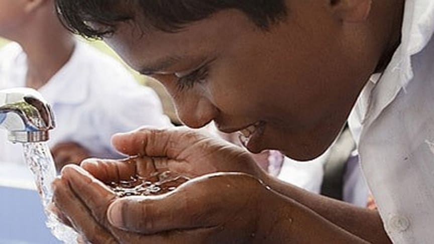 Nestlé støtter World Water Day