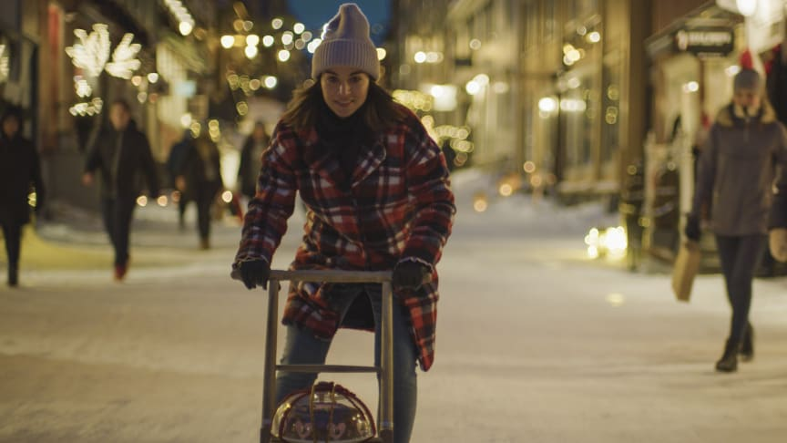 The second season of Home for Christmas is now available on Netflix. Photo: Stefan Borup - Netflix