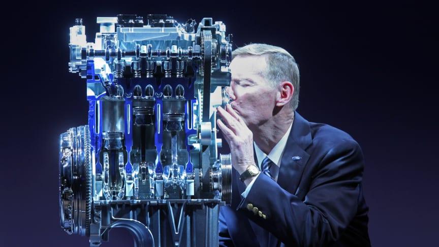 Ford planlegger tredobling av EcoBoost-produksjonen innen 2015.