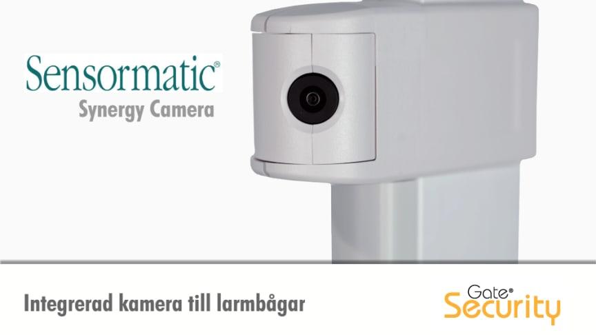 Sensormatic Synergy Camera